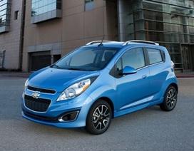 Năm 2015 sẽ có xe Chevrolet Spark thế hệ mới